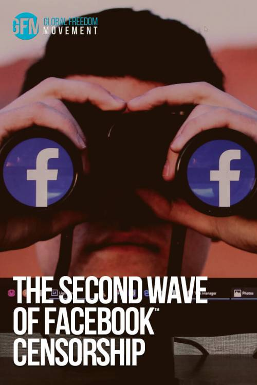Facebook's latest censorship purge of alternative news pages saw at least 48 pages deleted as of Thursday 11th, October 2018.
