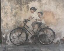 Georgetown Penang – Street Art