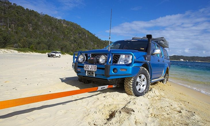 Best Tow Recovery Strap Reviews