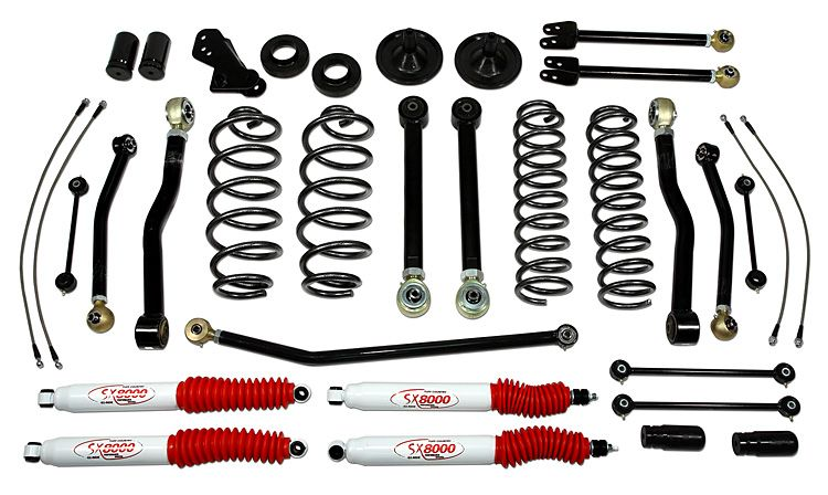 Best Suspension Lift Kits for Truck/Car/Jeep: Review 2018