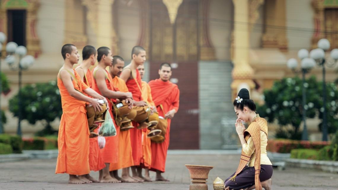 Buddha und die Frauen