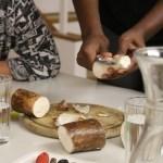 """Weltdinner: """"Maniok - die Kartoffel der Tropen"""" zum Thema Ernährungssouveränität mit Flavia Asiimwe"""