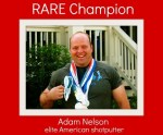 Two-time Olympic Silver Medal Winner Adam Nelson: A Champion for Hope