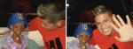 Real Madrid Star James Rodriguez Visits Progeria Patient at Home