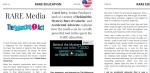 RARE Revolution Online Magazines Premieres Inaugural Issue