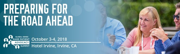 Global Genes 2018 RARE Patient Advocacy Summit