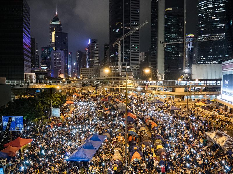 pro democracy hong kong