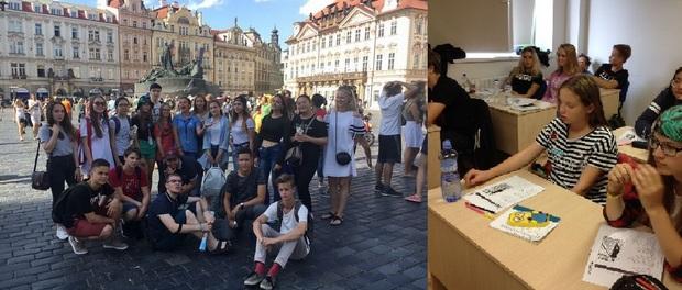 Летняя школа английского или чешского языка в Праге