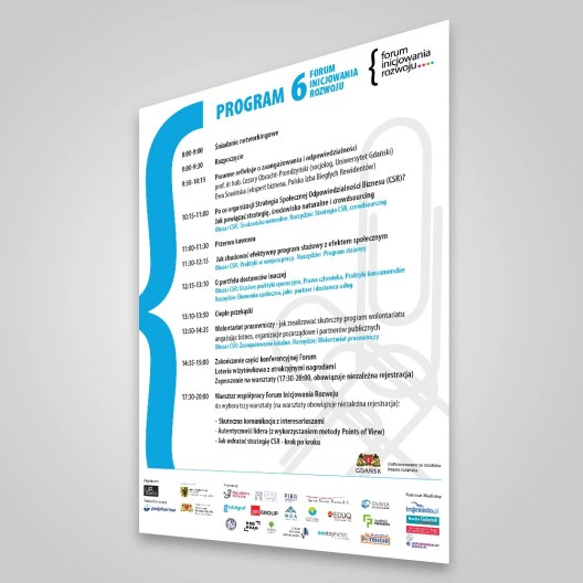 Program Forum Inicjowania Rozwoju 2017