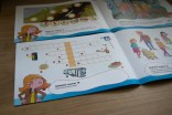 projekt książeczek dla dzieci Odprowadzam Sam