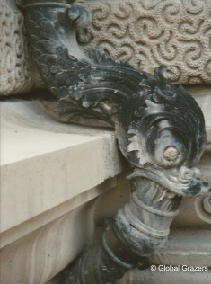Architectural detail. Paris, France
