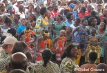Abissa, N'zima Princesses Dance, Grand Bassam, Ivory Coast