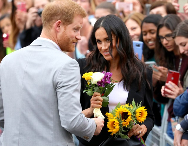 The Duke and Duchess of Sussex in Ireland