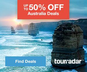 50% off Australia