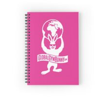 Global Gym Bunny Spiral Notebook