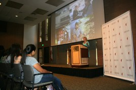 "Steffanie Strathdee - ""Border Stories: Tackling HIV, TB and Sexually Transmitted Infections on the Mexico-U.S. Border"""