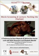 Rose Mapendo Flyer