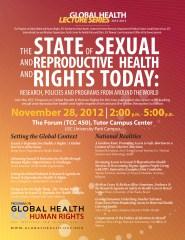 SRHR Panel Flyer