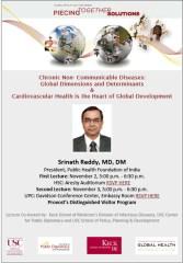 Srinath Reddy Flyer