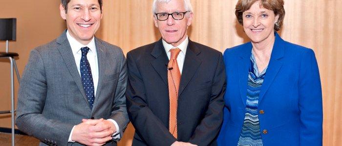 Dr. Jonathan M. Samet receives 2016 Fries Prize for Improving Health