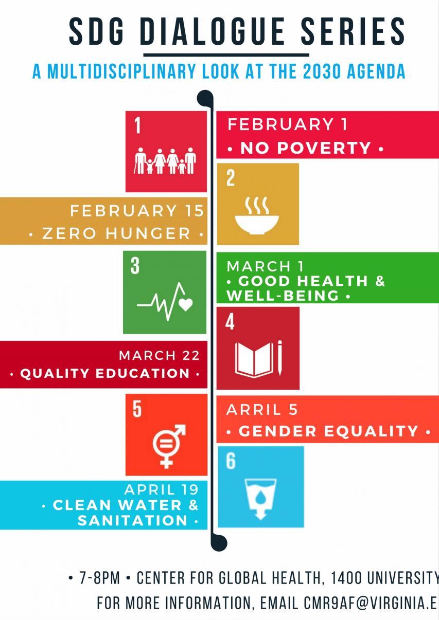 SDG DIALOGUE SERIES #2: Zero Hunger | Center for Global ...
