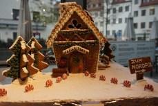 German Gingerbread House