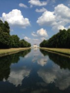 Nymphenburg Palace Canal