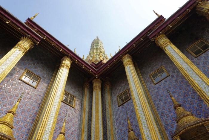 Beautiful Wat Phra Kaew