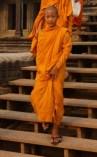 Child Buddhist Monk