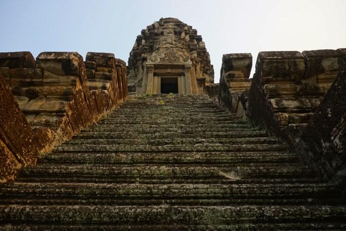 Angkor Wat Stairs