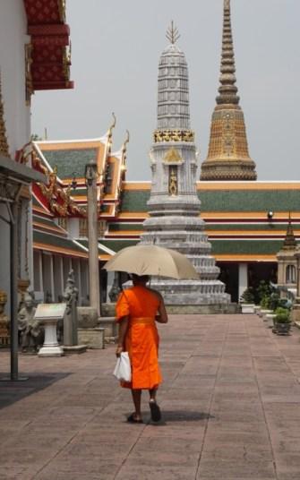 Wat Pho Buddhist Monk