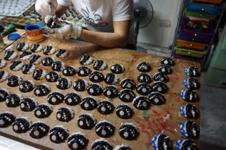 Chinese Mask Workshop