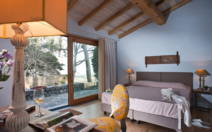 Monaci delle Terre Nere Room