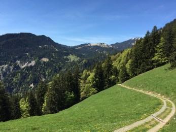 Swiss Alps, Hiking Pilatus