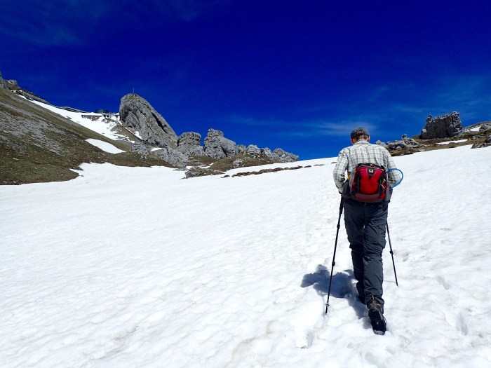 Hiking Mount Pilatus