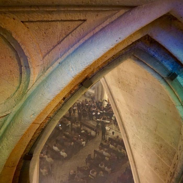 Sagrada Familia Crypt