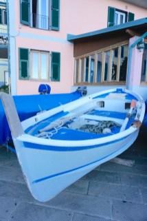 Cinque Terre Fishing Boat