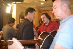 Steve Strums a Few Chords