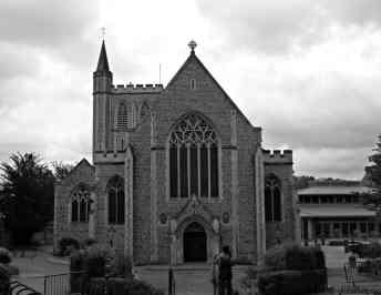 Wandering around Winchester
