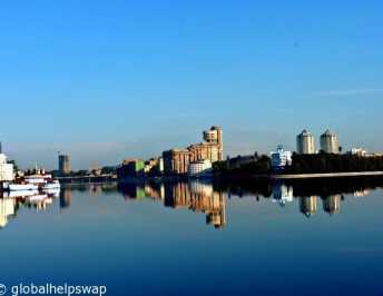 Memories of early travels: Yekaterinburg Vlog