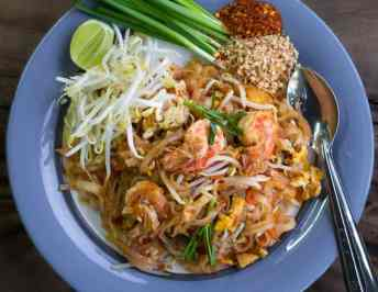 Find the best Pad Thai in Bangkok