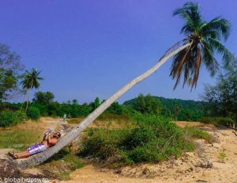 The Friday Photo Project | Bamboo Island, Cambodia