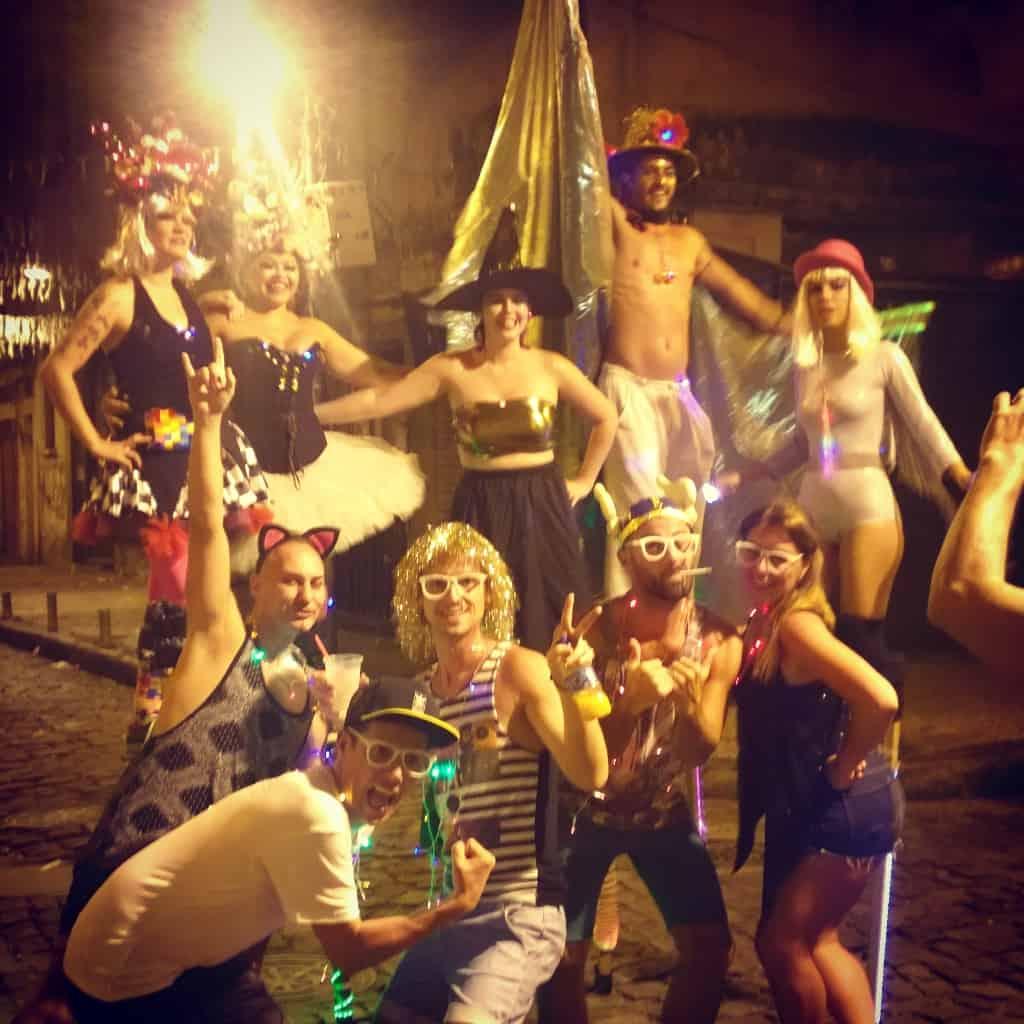 Brazil Dance Samba