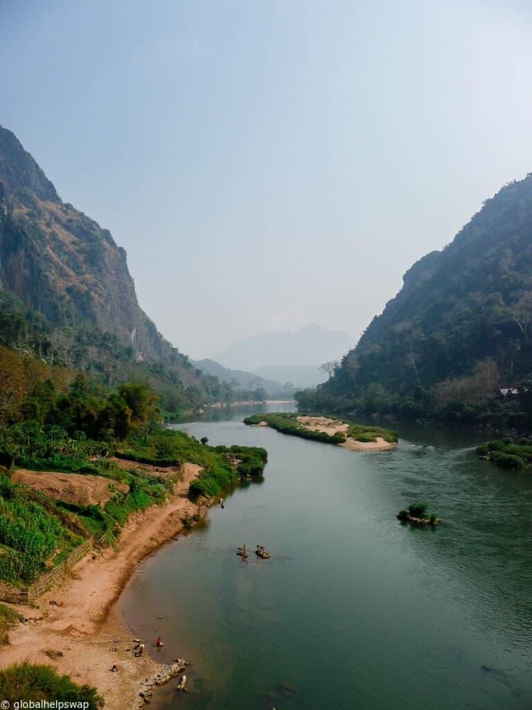 Building International Relations in Laos | globalhelpswap