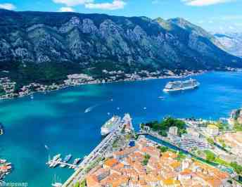 The Lens: Visiting Kotor, Montenegro