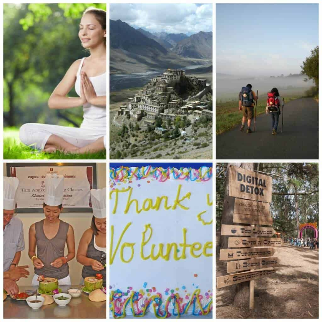Wellness Travel: 8 meaningful holidays to take this year