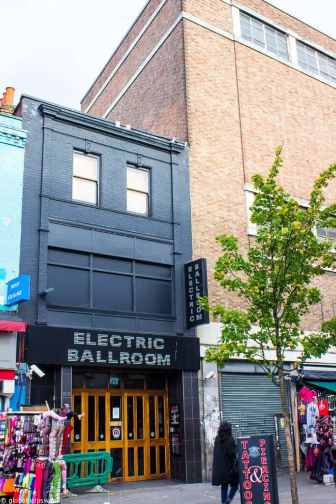 Camden Town: Discovering The Music Legends Of Camden Town