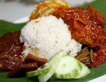 global recipe swap | Nasi Lemak Recipe