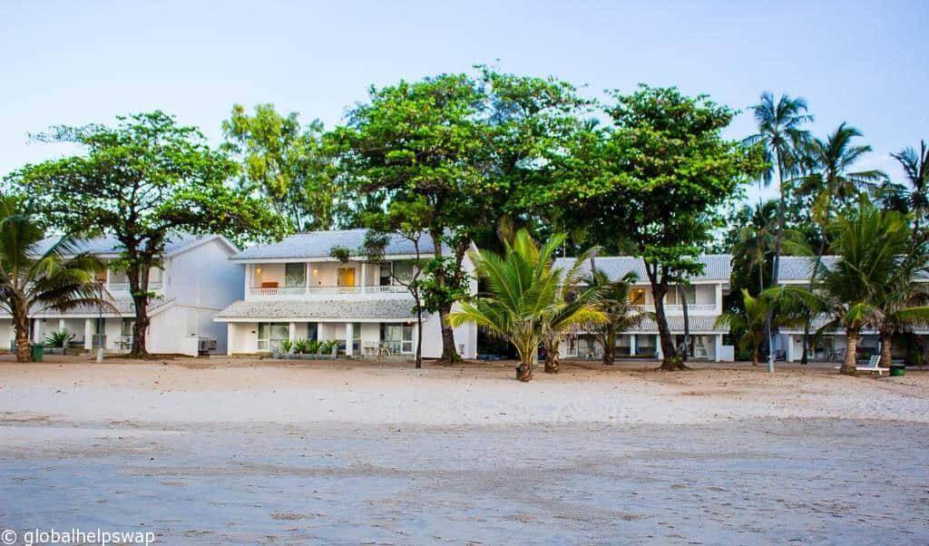 The Trinco Blu Hotel, Trincomalee