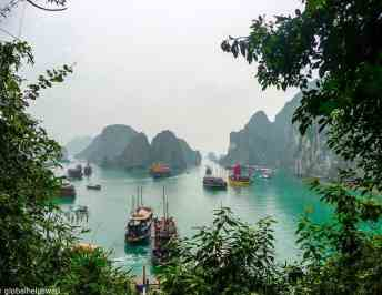 The Lens: Halong Bay, Vietnam